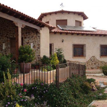 Vivienda Unifamiliar y Consulta Médica en La Roda (Albacete)