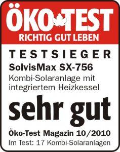 SolvisMax-OekoTest_2010