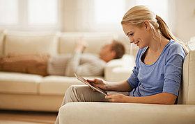 Controle su calefacción desde el sofá