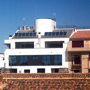 Bloque de 5 viviendas en La Roda (Albacete)