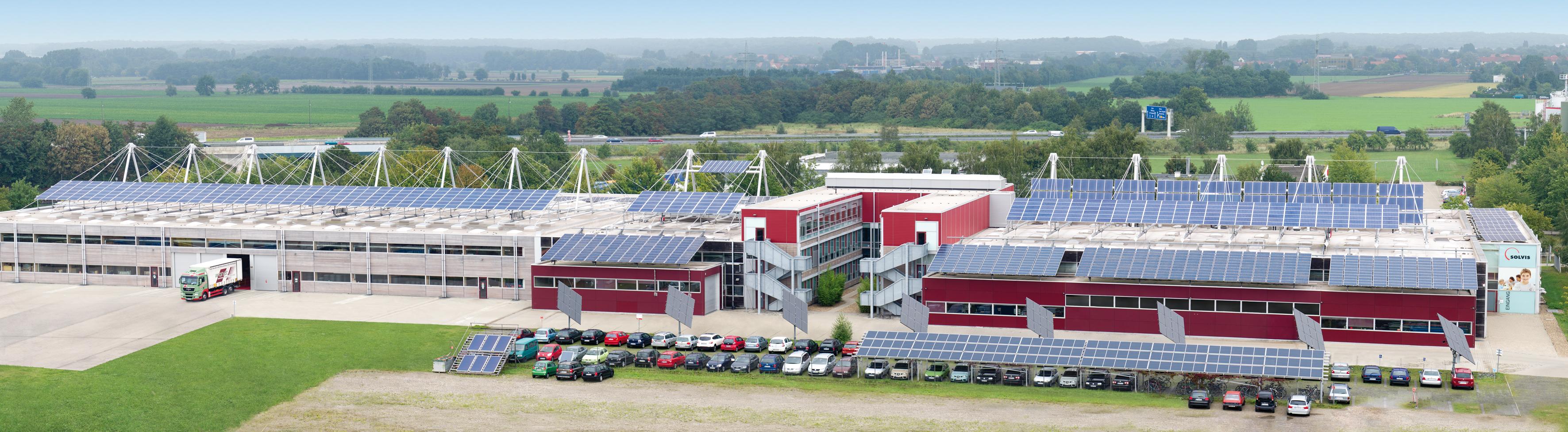 Fabrica Solvis Alemania