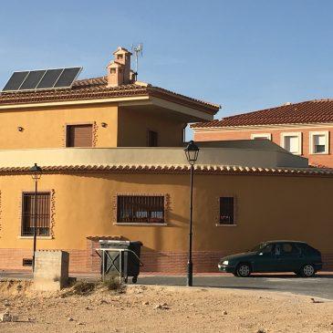 Vivienda unifamiliar en La Roda (Albacete)