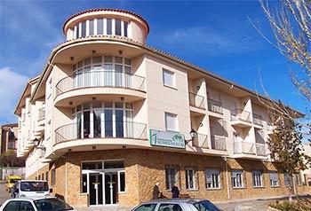Residencia de ancianos de Valverde del Jucar
